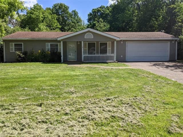 1806 Rosebud Way, Saint Peters, MO 63376 (#21037982) :: Kelly Hager Group | TdD Premier Real Estate