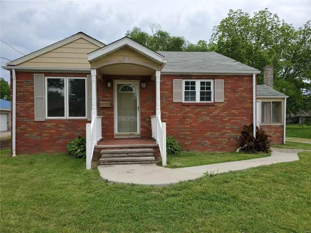 710 Corbin Street, Bethalto, IL 62010 (#21038007) :: Jenna Davis Homes LLC
