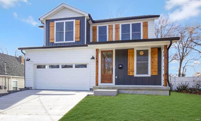 1352 Central Avenue, St Louis, MO 63139 (#21038017) :: Parson Realty Group
