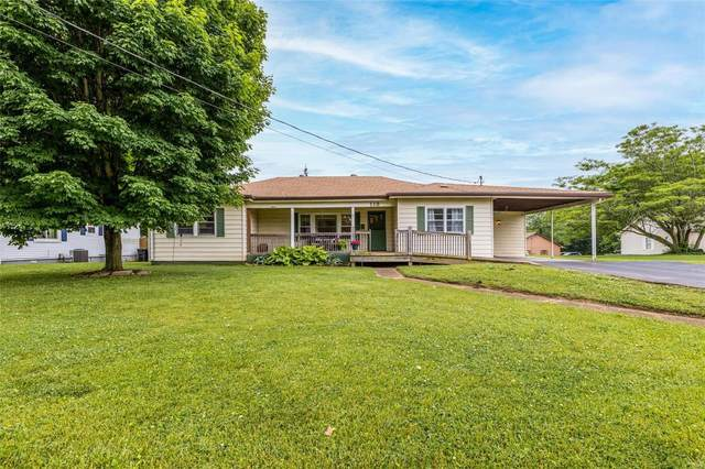 113 S Norwine Street, Bonne Terre, MO 63628 (#21038032) :: Reconnect Real Estate