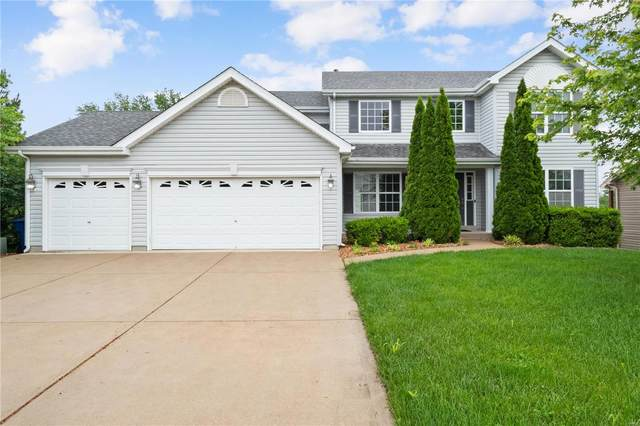 315 Spring Day Court, Lake St Louis, MO 63367 (#21038043) :: Parson Realty Group