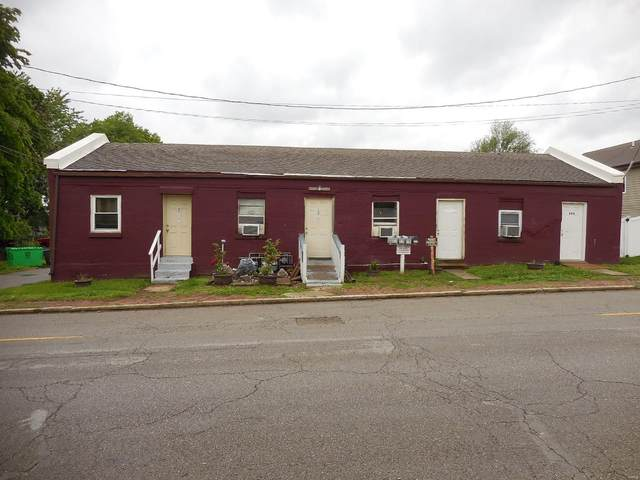 216 Loughborough Avenue, St Louis, MO 63111 (#21038045) :: Parson Realty Group