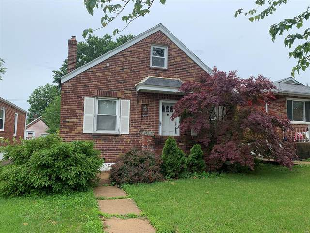 5040 Fyler Avenue, St Louis, MO 63139 (#21038079) :: Parson Realty Group