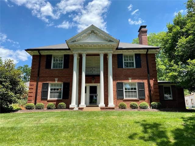 828 Audubon Drive, Clayton, MO 63105 (#21038091) :: Kelly Hager Group | TdD Premier Real Estate