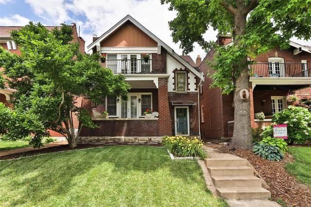 4257 Hartford Street, St Louis, MO 63116 (#21038130) :: Parson Realty Group