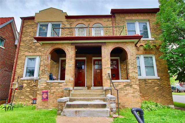 5068 Pernod Avenue, St Louis, MO 63139 (#21038144) :: Parson Realty Group
