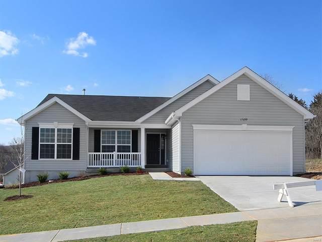 17539 Wyman Ridge Drive, Eureka, MO 63025 (#21038151) :: The Becky O'Neill Power Home Selling Team