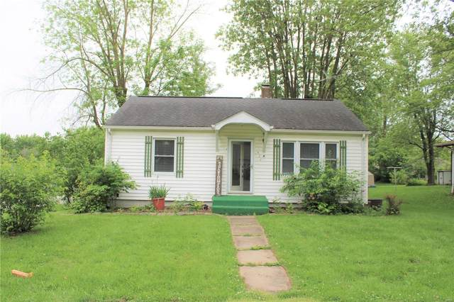 410 Harris Street, Troy, MO 63379 (#21038153) :: The Becky O'Neill Power Home Selling Team