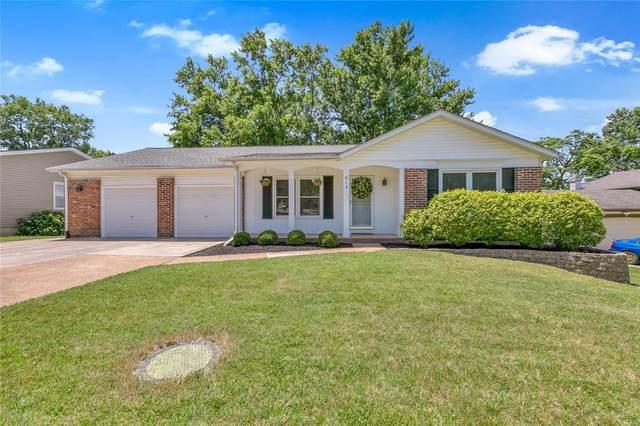 813 Millwood Drive, Saint Peters, MO 63376 (#21038219) :: Matt Smith Real Estate Group