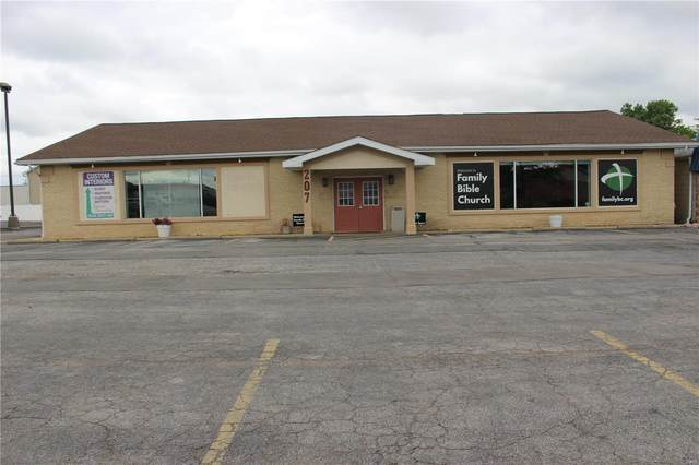207 Suppiger Lane, Highland, IL 62249 (#21038234) :: Jeremy Schneider Real Estate