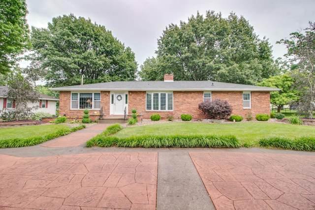 7 Davis Drive, Jerseyville, IL 62052 (#21038251) :: Walker Real Estate Team