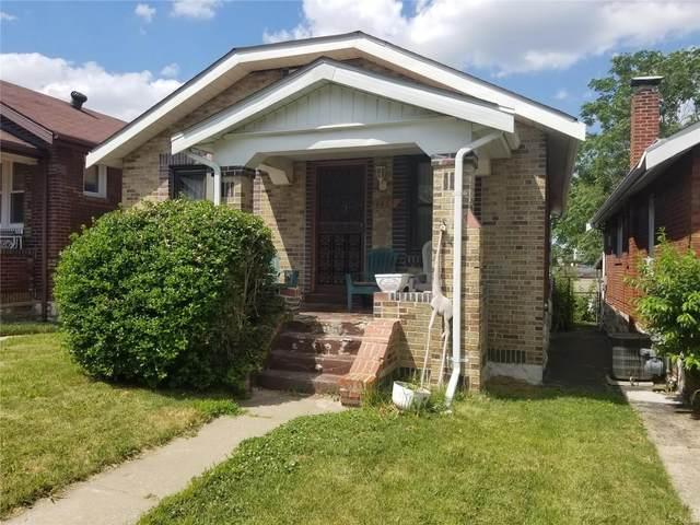 4853 Calvin Avenue, St Louis, MO 63115 (#21038253) :: Parson Realty Group