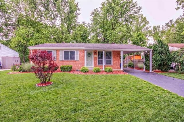 11916 Gay Glen Drive, Maryland Heights, MO 63043 (#21038274) :: St. Louis Finest Homes Realty Group