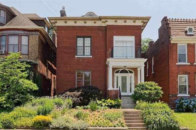3522 Shenandoah Avenue, St Louis, MO 63104 (#21038293) :: Reconnect Real Estate