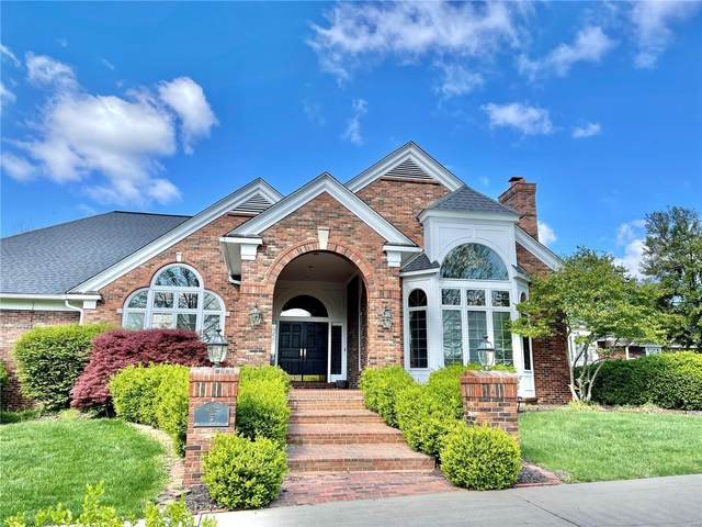 5 Country Club, Edwardsville, IL 62025 (#21038298) :: Clarity Street Realty