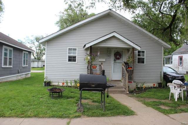 402 N 3rd, Elsberry, MO 63343 (#21038337) :: Parson Realty Group