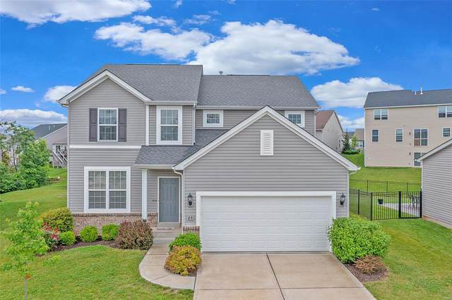 25 Huntleigh View Court, Wentzville, MO 63385 (#21038340) :: The Becky O'Neill Power Home Selling Team