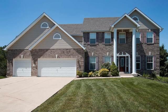 1154 Hollow Valley Court, O'Fallon, MO 63304 (#21038372) :: Matt Smith Real Estate Group
