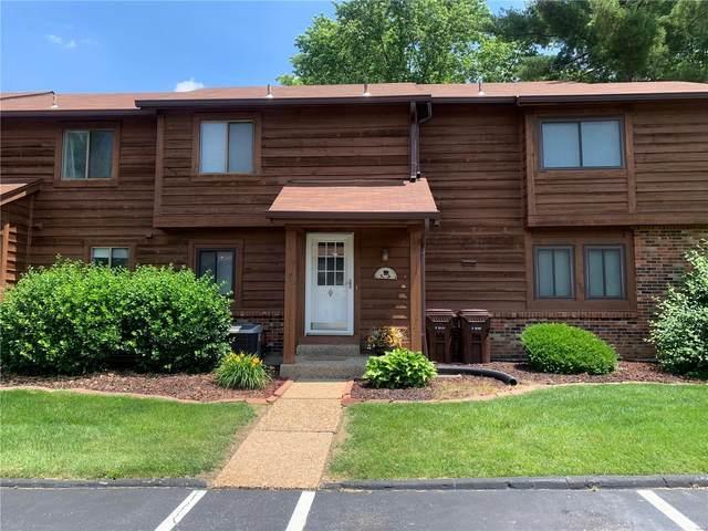 256 Cedar Grove C, Saint Charles, MO 63304 (#21038375) :: St. Louis Finest Homes Realty Group