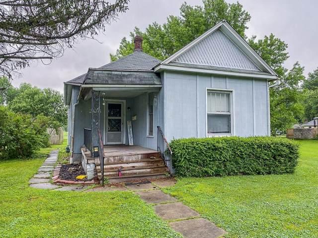 206 S Kentucky Street, BENLD, IL 62009 (#21038387) :: The Becky O'Neill Power Home Selling Team