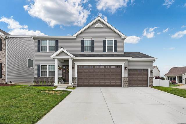 2247 Anna Vista Court, St Louis, MO 63125 (#21038423) :: Parson Realty Group