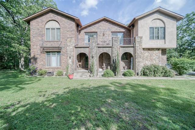 10920 Timber Drive, Rolla, MO 65401 (#21038454) :: Clarity Street Realty