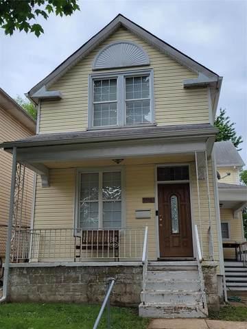 5516 Dewey Avenue, St Louis, MO 63116 (#21038483) :: Parson Realty Group