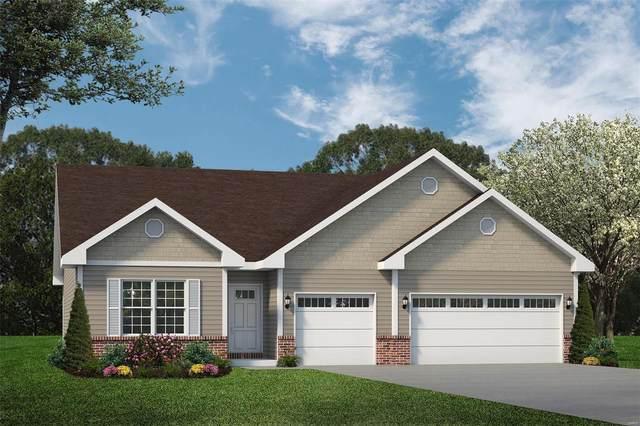 1007 Crows Nest Court, Caseyville, IL 62232 (#21038503) :: Hartmann Realtors Inc.
