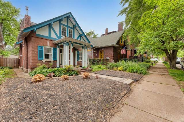 4234 Shenandoah Avenue, St Louis, MO 63110 (#21038509) :: The Becky O'Neill Power Home Selling Team
