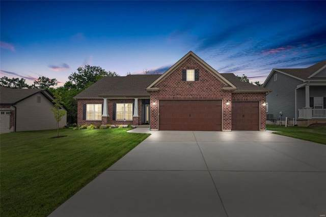 202 Austin Oaks Drive, Moscow Mills, MO 63362 (#21038527) :: St. Louis Finest Homes Realty Group