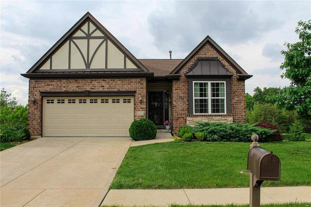 827 Stonewood Bend, Lake St Louis, MO 63367 (#21038540) :: Kelly Hager Group | TdD Premier Real Estate