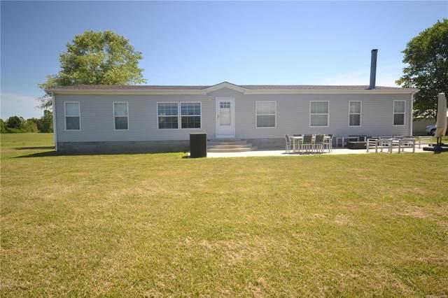 393 Blue Heron Lane, MURPHYSBORO, IL 62966 (#21038542) :: Fusion Realty, LLC