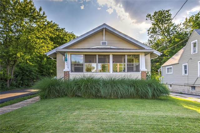 2501 Hood Avenue, St Louis, MO 63114 (#21038554) :: Reconnect Real Estate