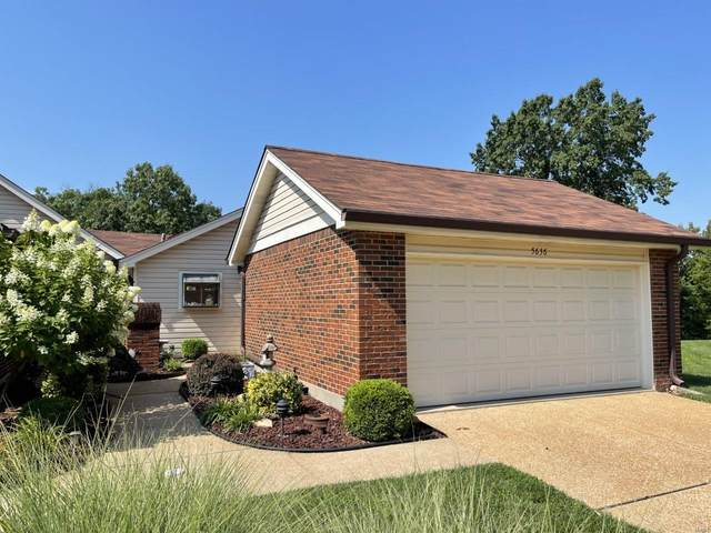 5636 Duchesne Parque Drive, St Louis, MO 63128 (#21038561) :: Kelly Hager Group   TdD Premier Real Estate