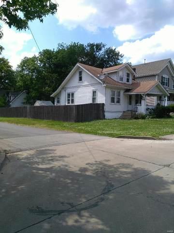701 Cleveland Avenue, Kirkwood, MO 63122 (#21038584) :: RE/MAX Vision