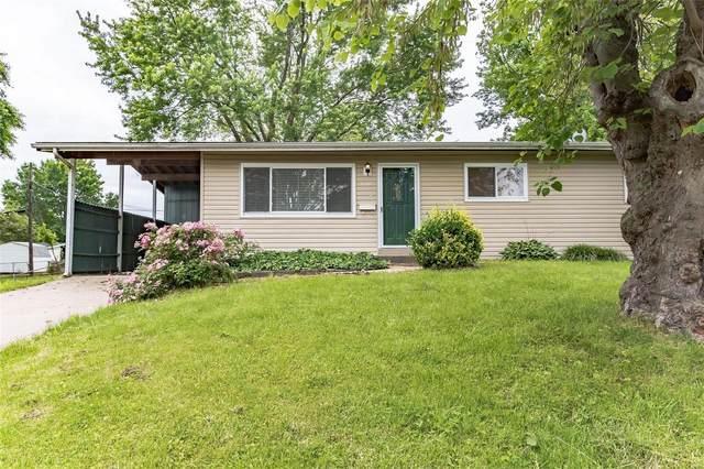 2430 Dove Drive, Florissant, MO 63031 (#21038601) :: Parson Realty Group