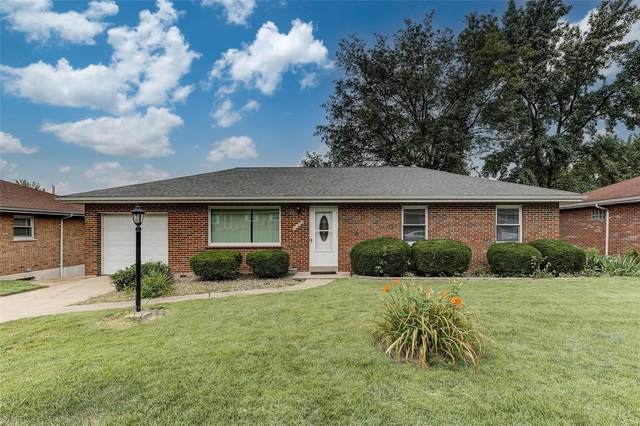 1243 Darding Drive, St Louis, MO 63125 (#21038617) :: Clarity Street Realty