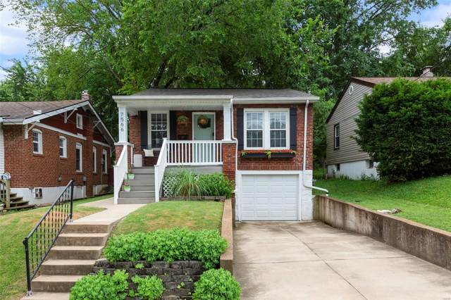 7566 Weaver Avenue, St Louis, MO 63143 (#21038655) :: Peter Lu Team
