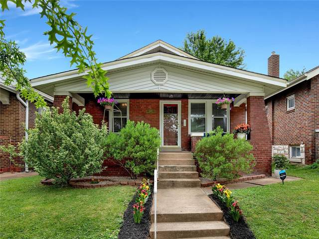5445 Goethe Avenue, St Louis, MO 63109 (#21038661) :: Reconnect Real Estate