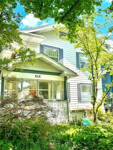 515 Lake Avenue, Webster Groves, MO 63119 (#21038663) :: Clarity Street Realty