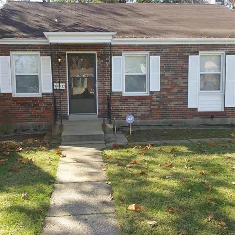 2422 Mclaran Avenue, St Louis, MO 63136 (#21038667) :: Realty Executives, Fort Leonard Wood LLC