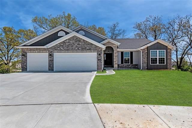 717 Ramblewood Circle, Wentzville, MO 63385 (#21038706) :: Jeremy Schneider Real Estate