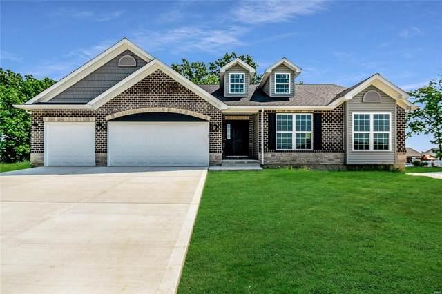 803 Cimarron Meadows Drive, Wentzville, MO 63385 (#21038709) :: Jeremy Schneider Real Estate