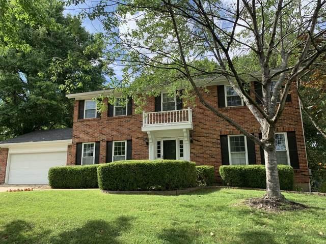 15519 Highcroft Drive, Chesterfield, MO 63017 (#21038714) :: PalmerHouse Properties LLC