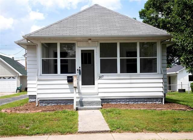 307 Monroe Street, East Alton, IL 62024 (#21038719) :: Fusion Realty, LLC