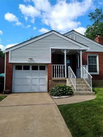 7425 Hillsdale, St Louis, MO 63121 (#21038778) :: Hartmann Realtors Inc.