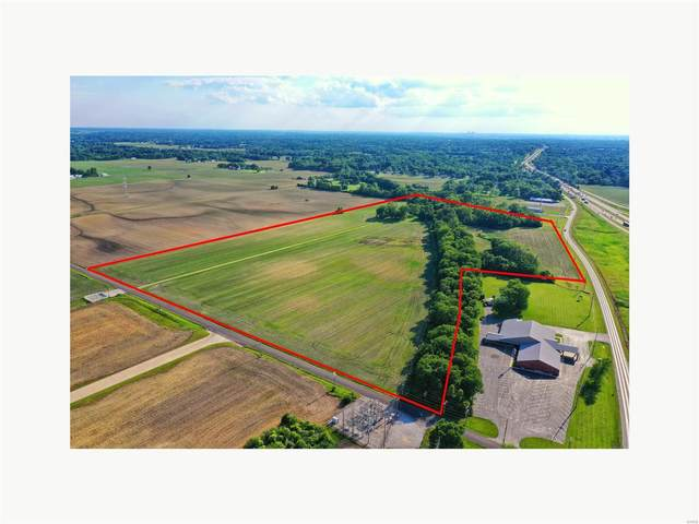 1515 Formosa Road, Collinsville, IL 62294 (#21038788) :: Fusion Realty, LLC