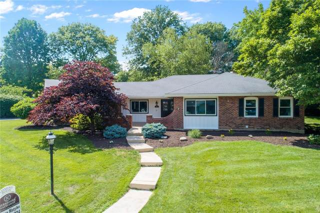 467 Flanders Drive, St Louis, MO 63122 (#21038789) :: Parson Realty Group