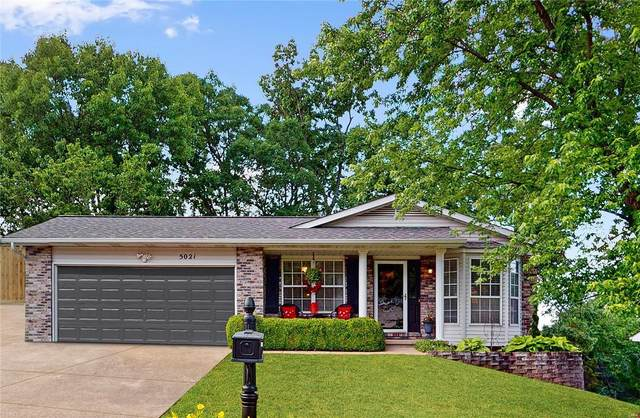 5021 Galena Court, Imperial, MO 63052 (#21038791) :: Clarity Street Realty