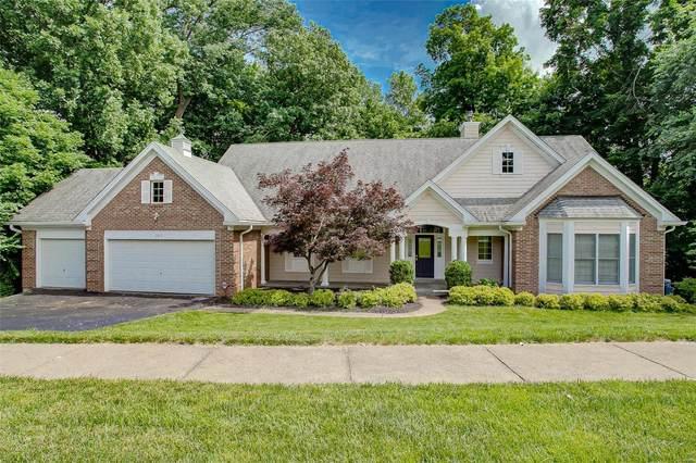 2012 La Chelle Drive, St Louis, MO 63146 (#21038816) :: Parson Realty Group